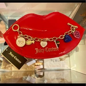 Juicy Couture Bracelet & J.C. Jewelry Box